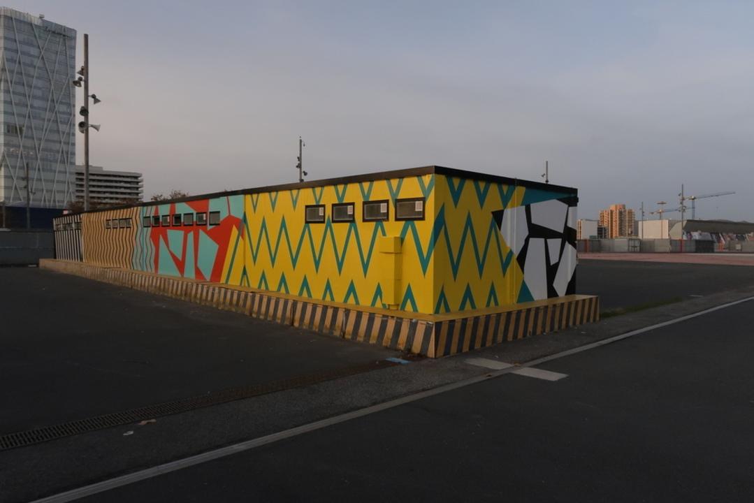 Wallspot Post - WALL LAB - Enric Font - Eina