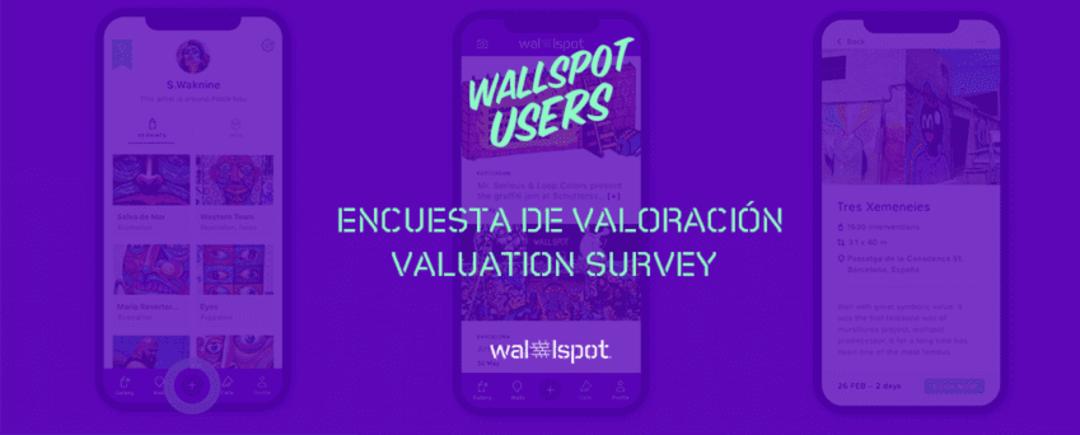 Wallspot Post - VALUATION SURVEY