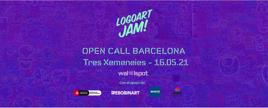 Wallspot Post - LOGOART JAM Open Call