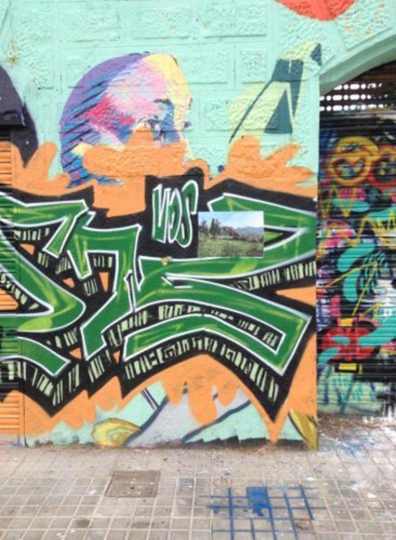Wallspot - Jaume Montserrat -  - Barcelona - Western Town - Graffity - Legal Walls - Illustration, Others