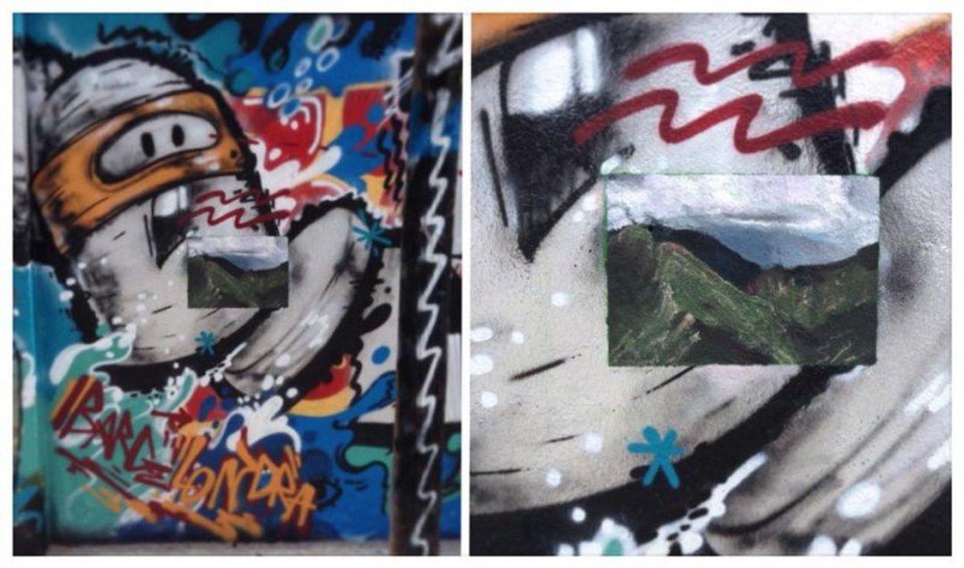 Wallspot - Jaume Montserrat -  - Barcelona - Agricultura - Graffity - Legal Walls - Illustration, Others