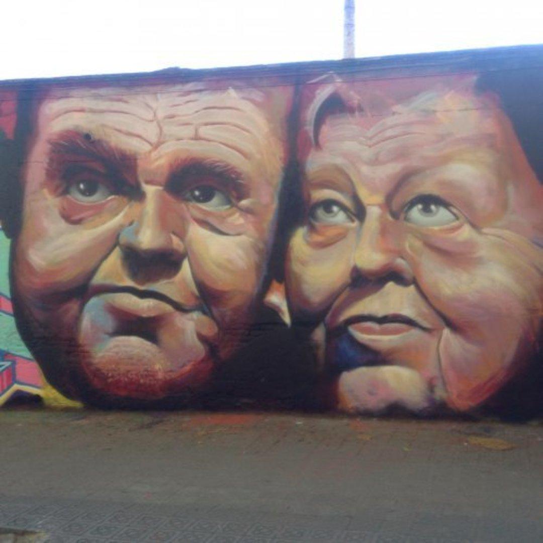Wallspot - elmanu -  - Barcelona - Selva de Mar - Graffity - Legal Walls -