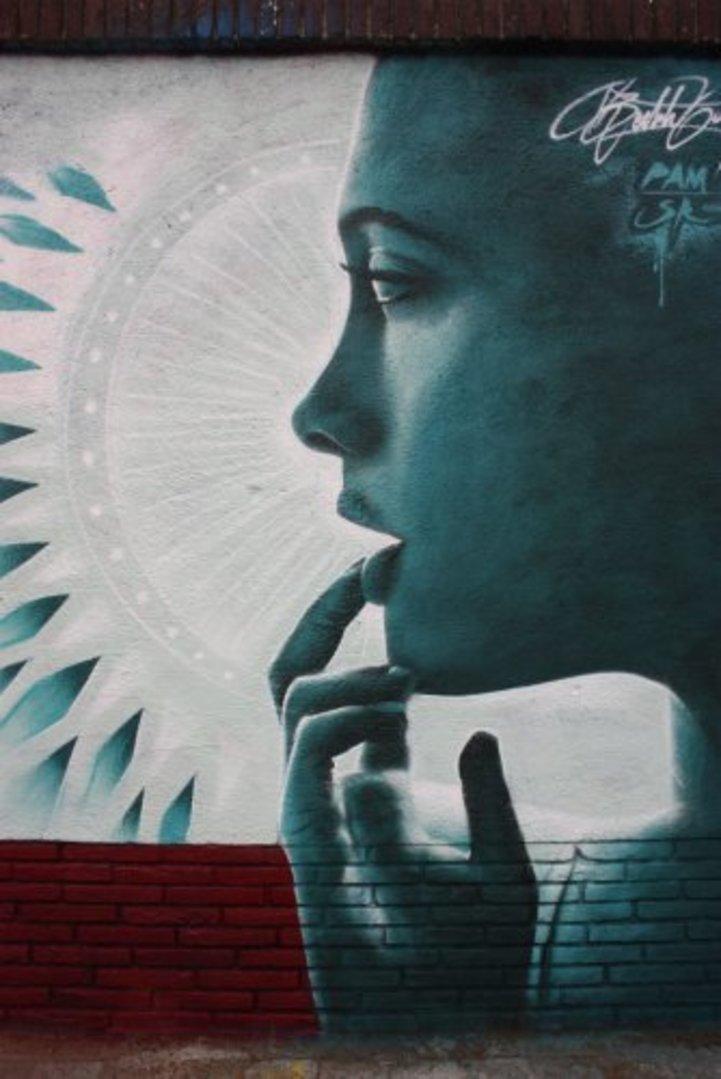 Wallspot - Bublegum -  - Barcelona - Selva de Mar - Graffity - Legal Walls - Illustration