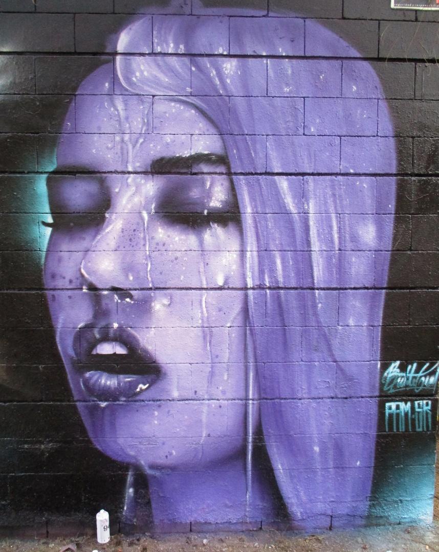 Wallspot - Bublegum - Drassanes - Bublegum - Barcelona - Drassanes - Graffity - Legal Walls - Illustration