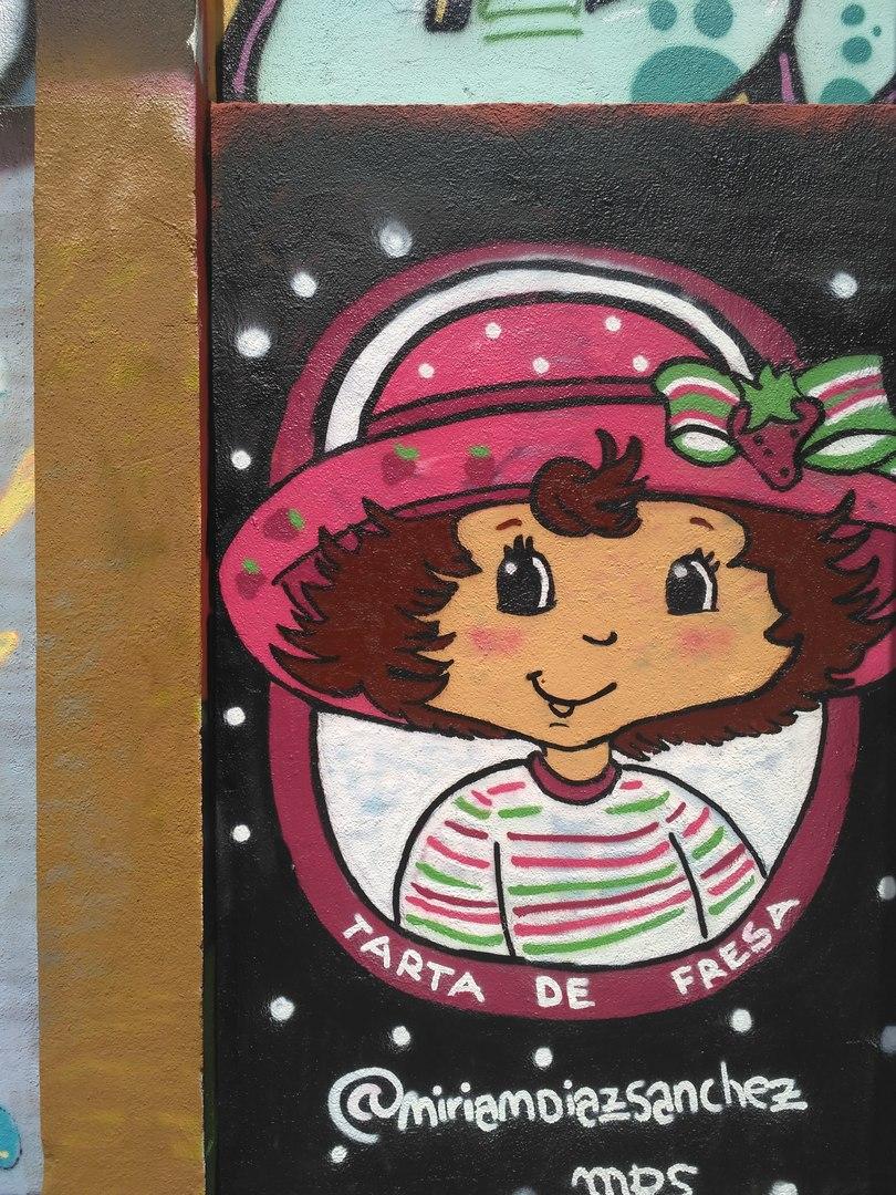 Wallspot - evalop - evalop - Proyecto 11/05/2018 - Barcelona - Agricultura - Graffity - Legal Walls - Illustration - Artist - miriam diaz sanchez