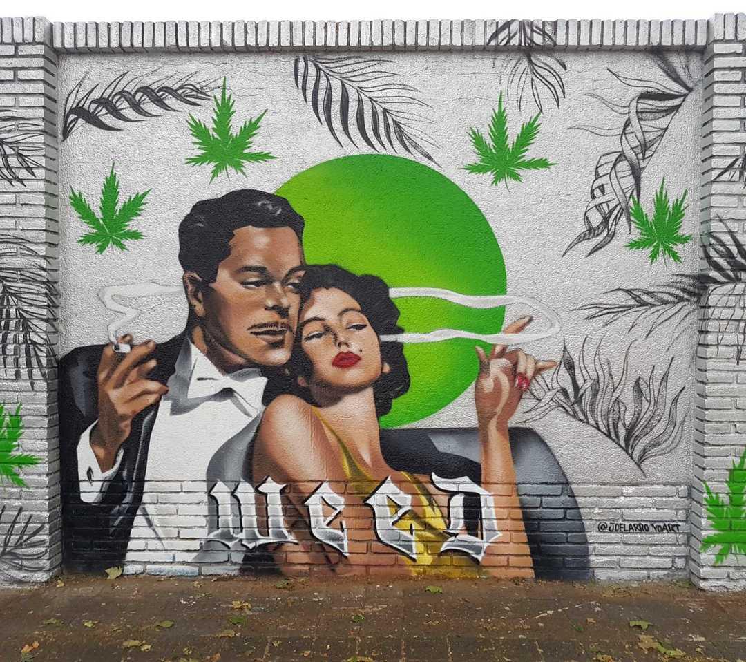Wallspot - Joelarroyo - Selva de Mar - Barcelona - Selva de Mar - Graffity - Legal Walls - Altres