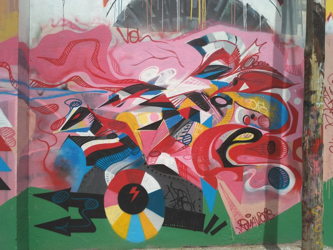 Wallspot - evalop - evalop - Proyecto 08/06/2018 - Barcelona - Agricultura - Graffity - Legal Walls -