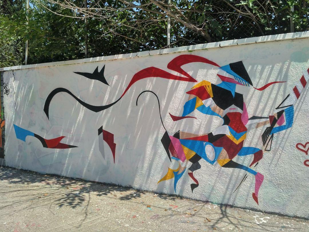 Wallspot - evalop - evalop - Project 13/07/2018 - Barcelona - Agricultura - Graffity - Legal Walls -