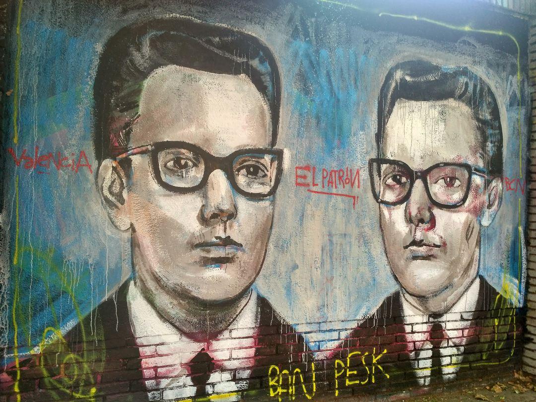 Wallspot - evalop - evalop - Project 31/07/2018 - Barcelona - Selva de Mar - Graffity - Legal Walls - Illustration - Artist - PESK