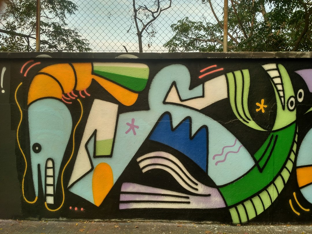 Wallspot - evalop - evalop - Project 03/08/2018 - Barcelona - Agricultura - Graffity - Legal Walls - Illustration