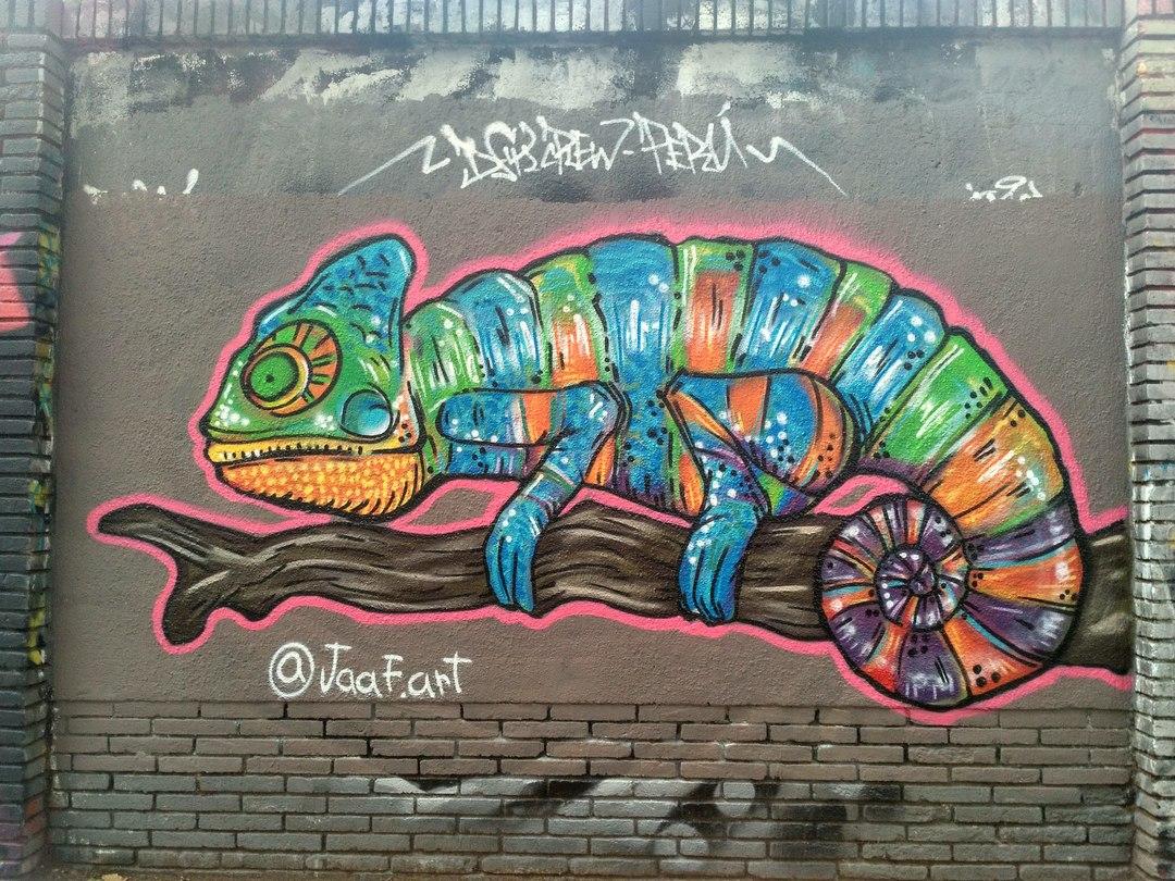 Wallspot - evalop - Jaaf.Art - Barcelona - Selva de Mar - Graffity - Legal Walls -