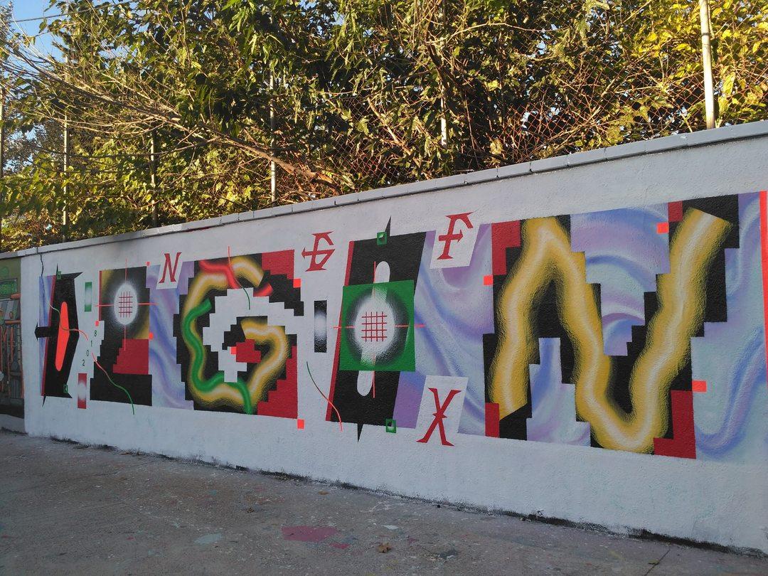 Wallspot - evalop - evalop - Project 05/10/2018 - Barcelona - Agricultura - Graffity - Legal Walls - Illustration - Artist - degon
