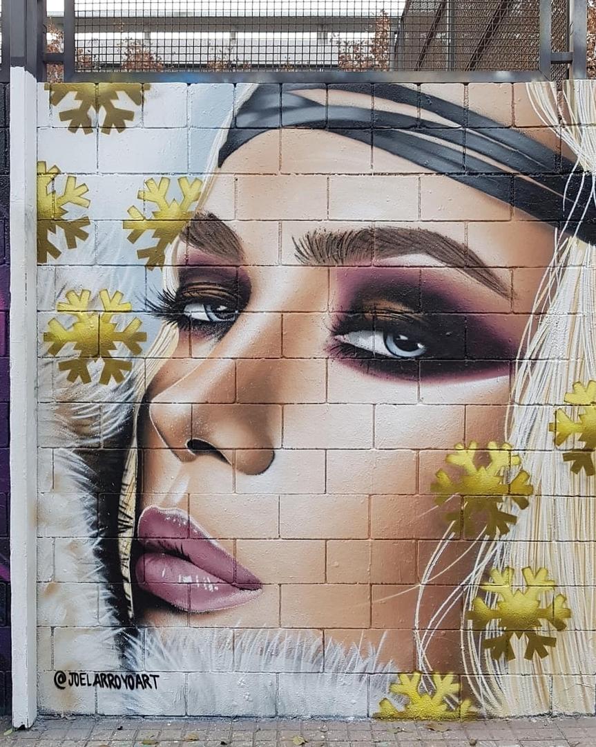 Wallspot - Joelarroyo - Drassanes - Barcelona - Drassanes - Graffity - Legal Walls - Otros