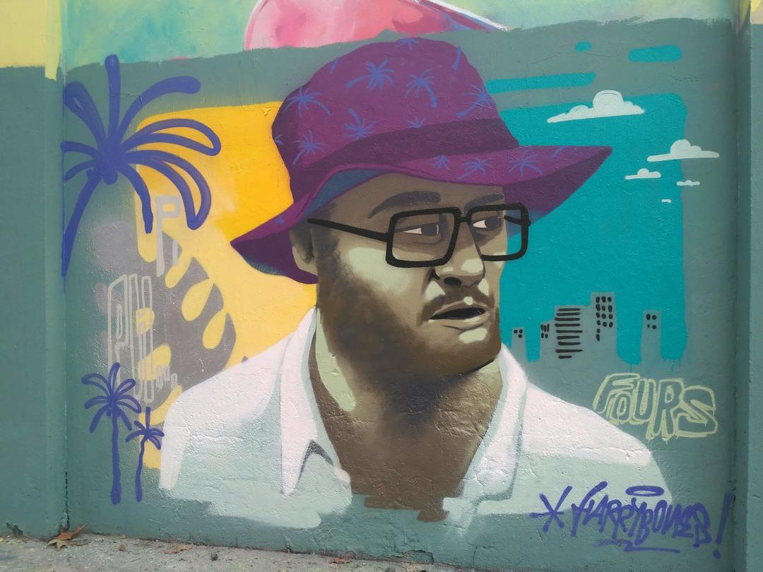 Wallspot - evalop - evalop - Proyecto 23/01/2019 - Barcelona - Agricultura - Graffity - Legal Walls - Illustration - Artist - Harry Bones