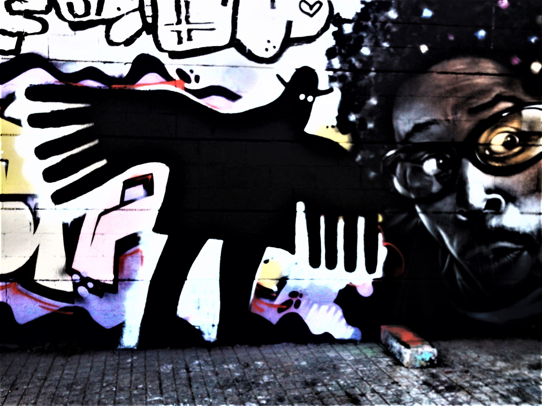 Wallspot - 3+3 - Drassanes - Waldacting - Barcelona - Drassanes - Graffity - Legal Walls -