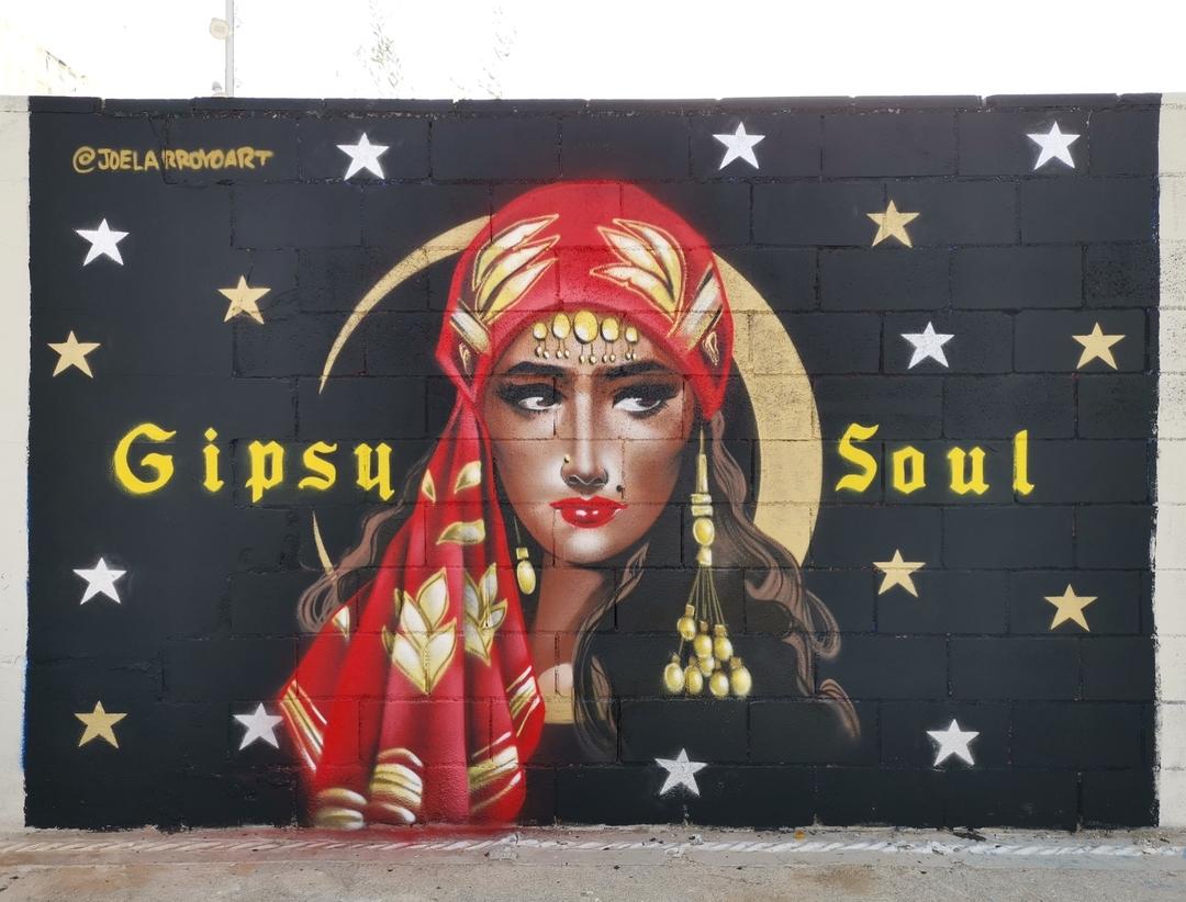 Wallspot - Joelarroyo - Parc de la Bederrida - Barcelona - Parc de la Bederrida - Graffity - Legal Walls - Il·lustració