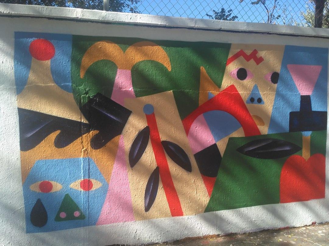 Wallspot - evalop - evalop - Proyecto 05/04/2019 - Barcelona - Agricultura - Graffity - Legal Walls - Ilustración - Artist - Osier Luther
