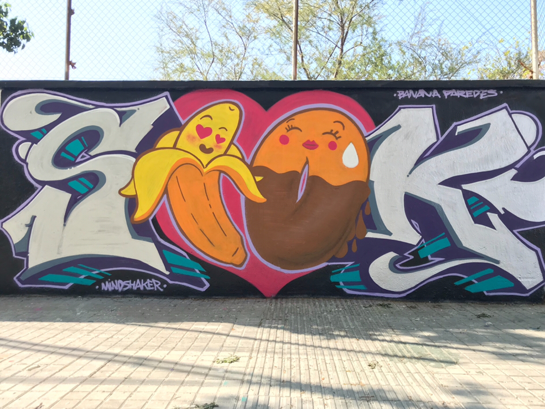 Wallspot - mindshaker - Selva de Mar - Barcelona - Selva de Mar - Graffity - Legal Walls - ,