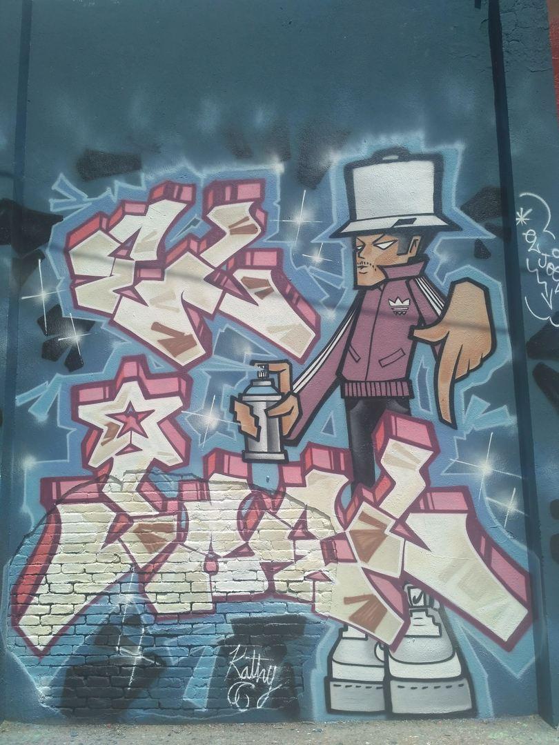 Wallspot - evalop - evalop - Proyecto 16/05/2019 - Barcelona - Agricultura - Graffity - Legal Walls - Illustration - Artist - Joelarroyo