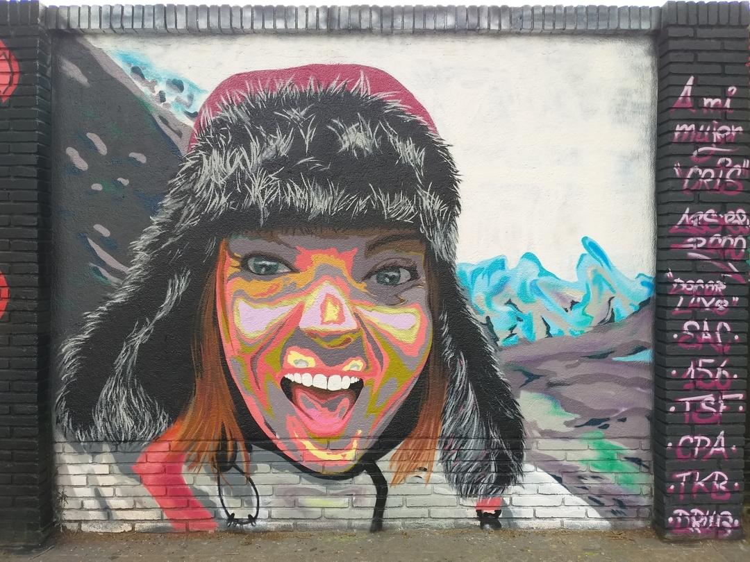 Wallspot - ABSURE2000 -  - Barcelona - Selva de Mar - Graffity - Legal Walls -