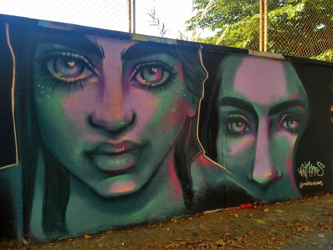 Wallspot - evalop - evalop - Project 10/07/2019 - Barcelona - Agricultura - Graffity - Legal Walls -  - Artist - martantares