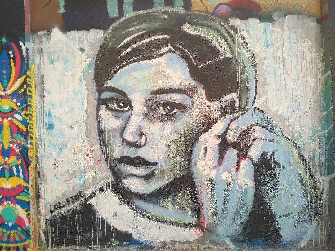 Wallspot - evalop - evalop - Project 29/08/2019 - Barcelona - Agricultura - Graffity - Legal Walls - Illustration