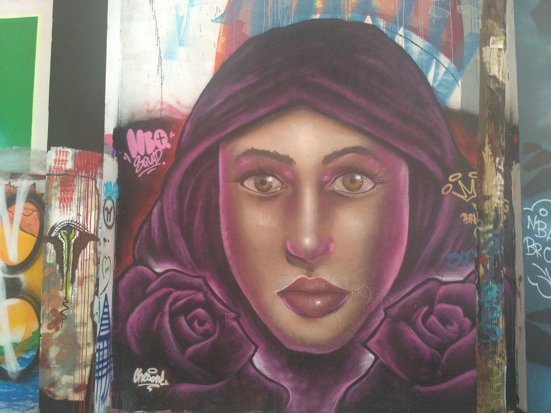 Wallspot - evalop - evalop - Project 08/10/2019 - Barcelona - Agricultura - Graffity - Legal Walls - Ilustración - Artist - Chesone