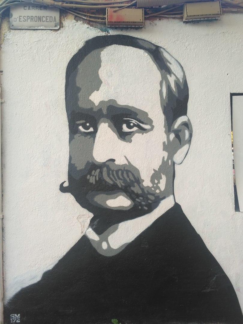 Wallspot - evalop - evalop - Proyecto 07/11/2019 - Barcelona - Western Town - Graffity - Legal Walls - Illustration - Artist - SM 172