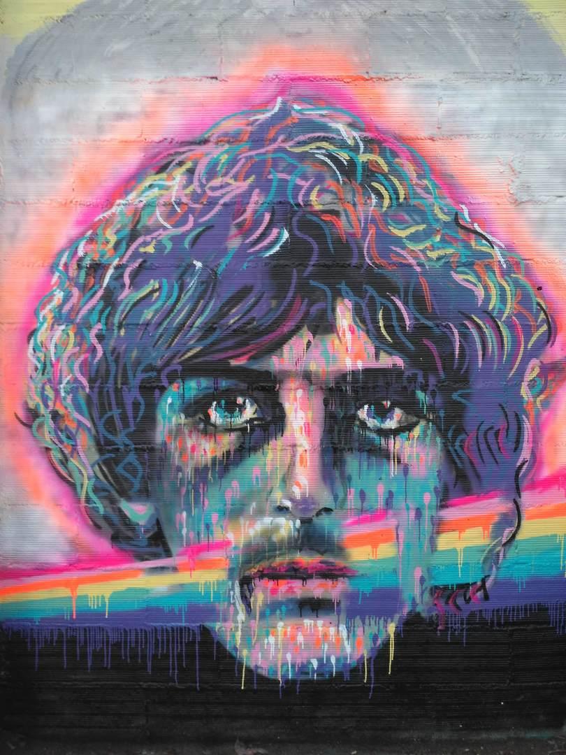Wallspot - evalop - evalop - Project 13/01/2020 - Barcelona - Western Town - Graffity - Legal Walls - Illustration - Artist - martinmonet