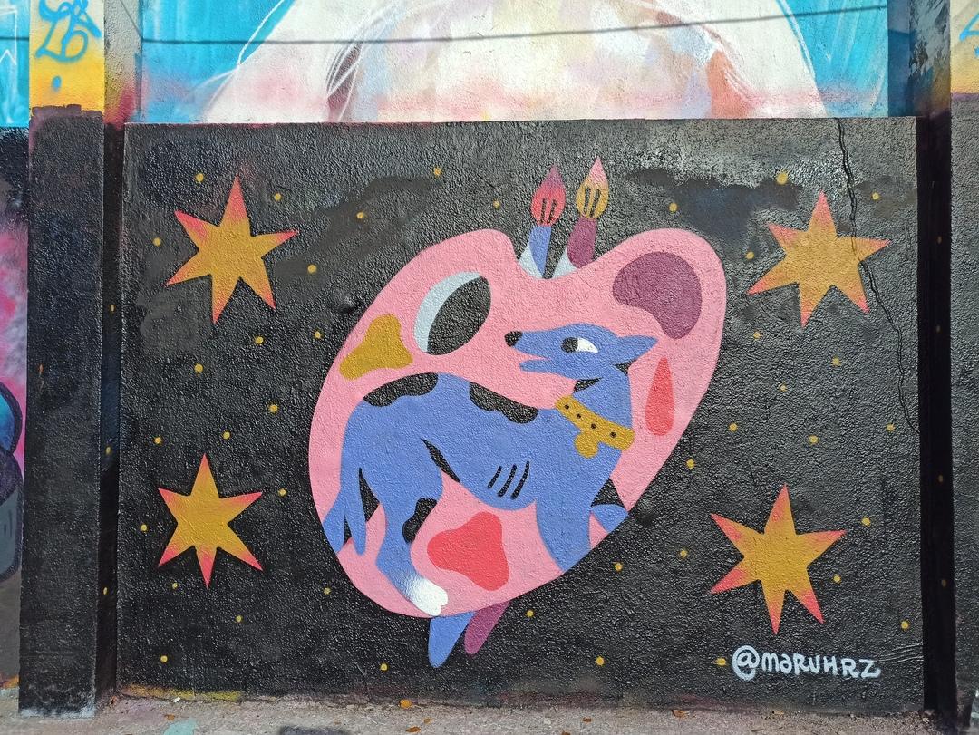 Wallspot - evalop - evalop - Proyecto 29/01/2020 - Barcelona - Agricultura - Graffity - Legal Walls - Illustration - Artist - Maruhrz