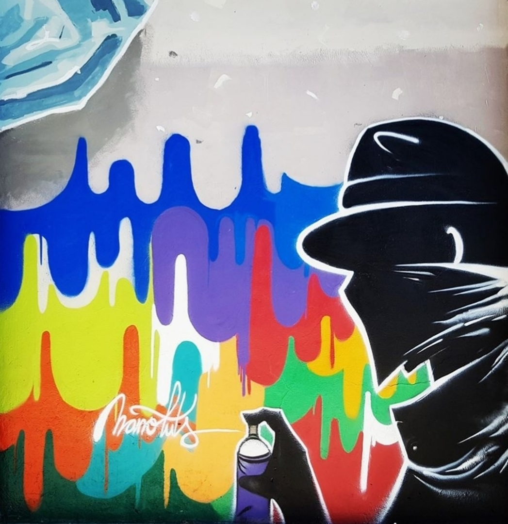Wallspot - Manoluts -  - Barcelona - Agricultura - Graffity - Legal Walls -