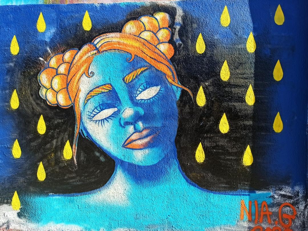 Wallspot - evalop - evalop - Project 06/02/2020 - Barcelona - Agricultura - Graffity - Legal Walls - Il·lustració - Artist - nia.genestar.art