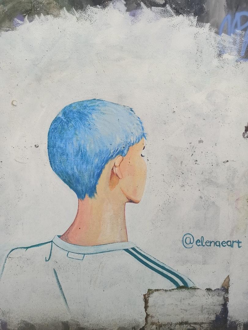 Wallspot - evalop - evalop - Proyecto 13/06/2020 - Barcelona - Agricultura - Graffity - Legal Walls - Illustration