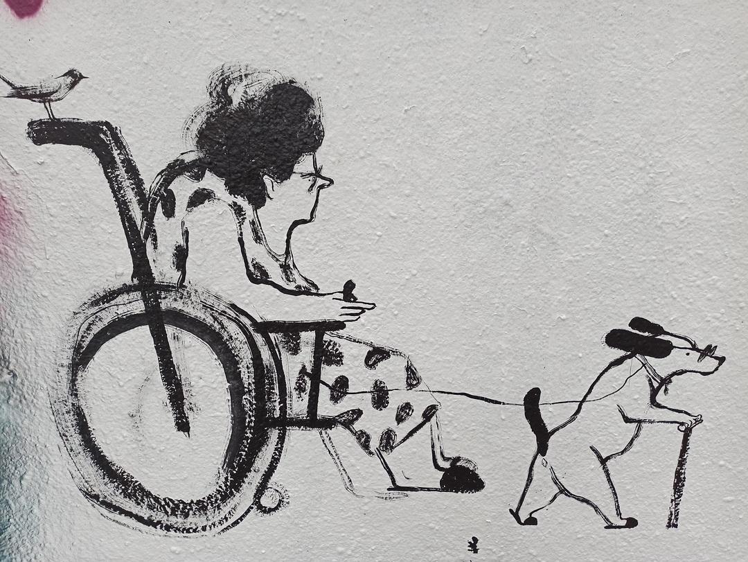 Wallspot - evalop - evalop - Project 09/09/2020 - Barcelona - Agricultura - Graffity - Legal Walls - Illustration - Artist - Maria Gargot