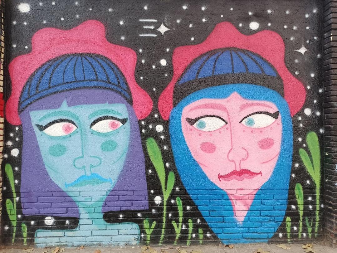 Wallspot - evalop - evalop - Project 29/09/2020 - Barcelona - Selva de Mar - Graffity - Legal Walls - Illustration - Artist - ama01