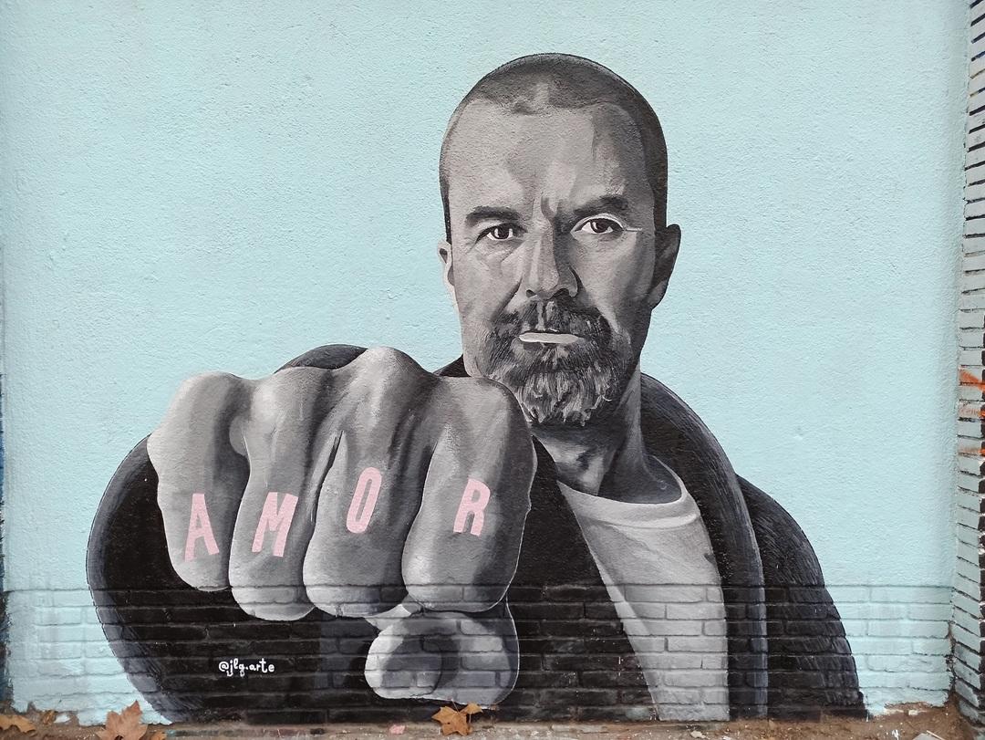 Wallspot - evalop - jlg.art - Barcelona - Selva de Mar - Graffity - Legal Walls - Illustration - Artist - Jesus Lora gallego
