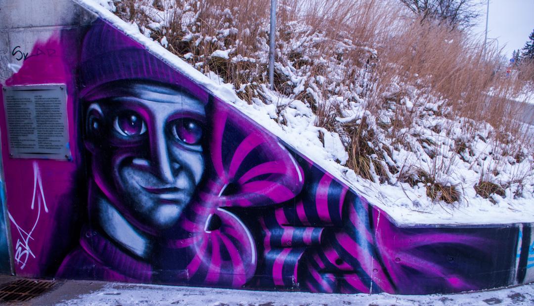 Wallspot - R.Irot - BEA_EST - Tallinn - Laagri Spot - Graffity - Legal Walls - Letters