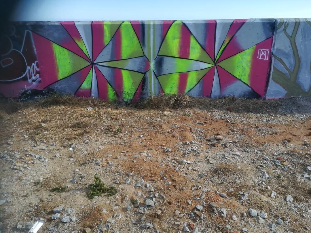 Wallspot - [MO] - Forum beach - Barcelona - Forum beach - Graffity - Legal Walls - Others
