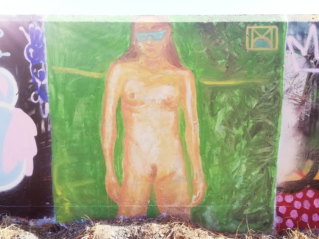 Wallspot - [MO] - Forum beach - [MO] - Barcelona - Forum beach - Graffity - Legal Walls -