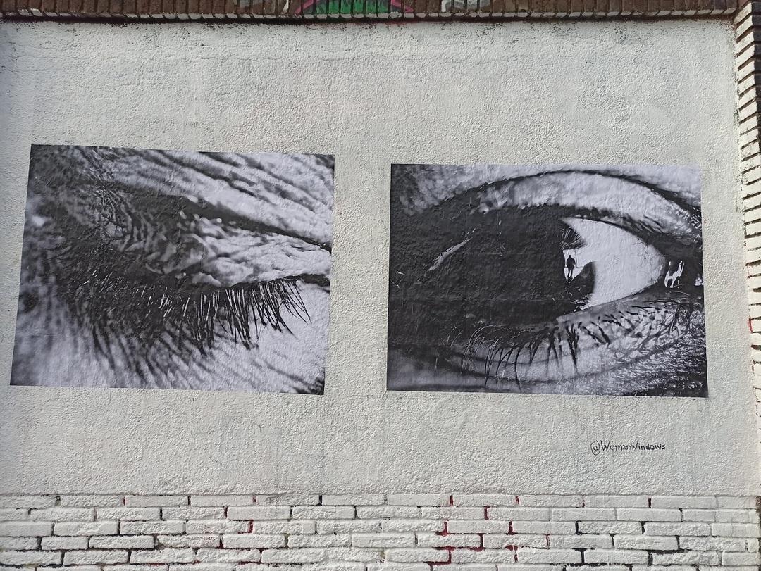 Wallspot - evalop - evalop - Proyecto 23/02/2021 - Barcelona - Selva de Mar - Graffity - Legal Walls -  - Artist - womanwindows