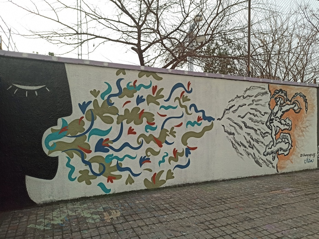 Wallspot - evalop - evalop - Proyecto 23/02/2021 - Barcelona - Agricultura - Graffity - Legal Walls -
