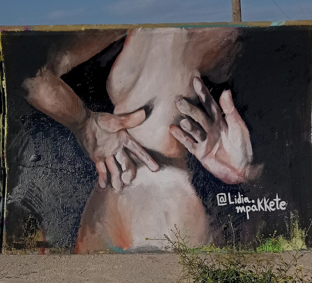 Wallspot - Lidiampakkete -  - Barcelona - Forum beach - Graffity - Legal Walls - Others