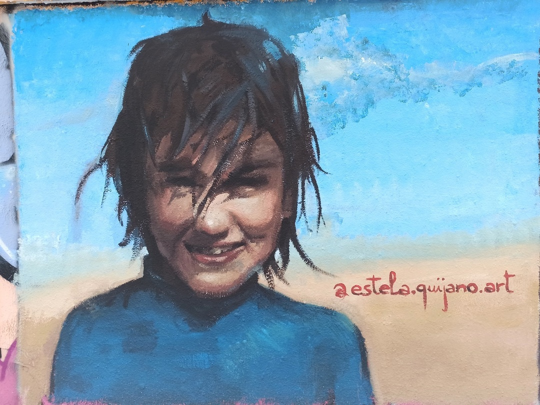 Wallspot - evalop - evalop - Project 28/04/2021 - Barcelona - Agricultura - Graffity - Legal Walls -  - Artist - estel.arte