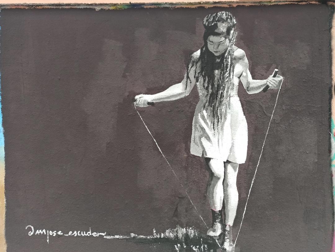Wallspot - evalop - evalop - Project 28/04/2021 - Barcelona - Agricultura - Graffity - Legal Walls - Illustration - Artist - mjose