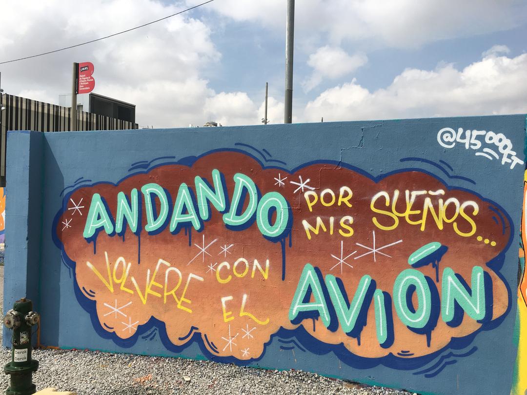 Wallspot - BDAY BOY ART -  - Barcelona - Parc de la Bederrida - Graffity - Legal Walls -