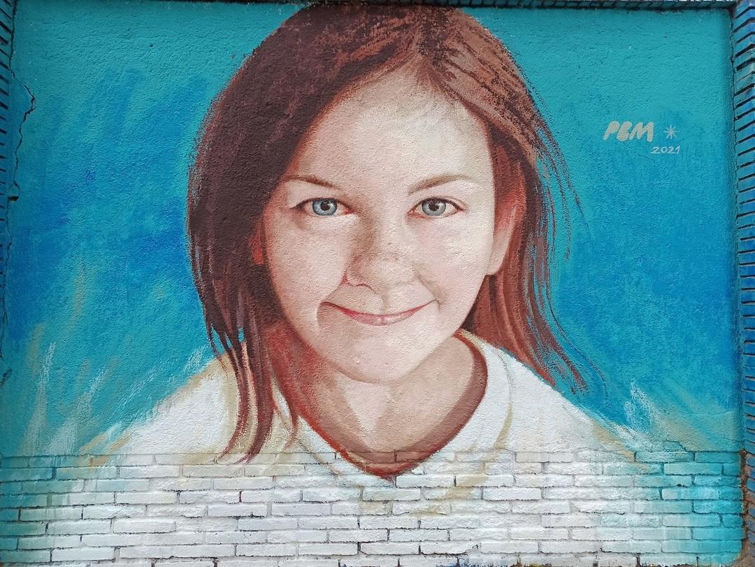 Wallspot - evalop - evalop - Project 26/05/2021 - Barcelona - Selva de Mar - Graffity - Legal Walls - Illustration