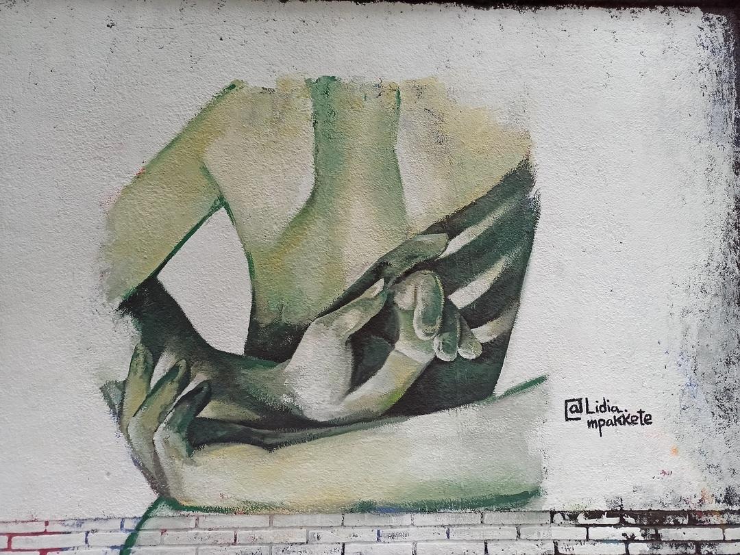 Wallspot - evalop - evalop - Project 26/05/2021 - Barcelona - Selva de Mar - Graffity - Legal Walls -  - Artist - Lidiampakkete