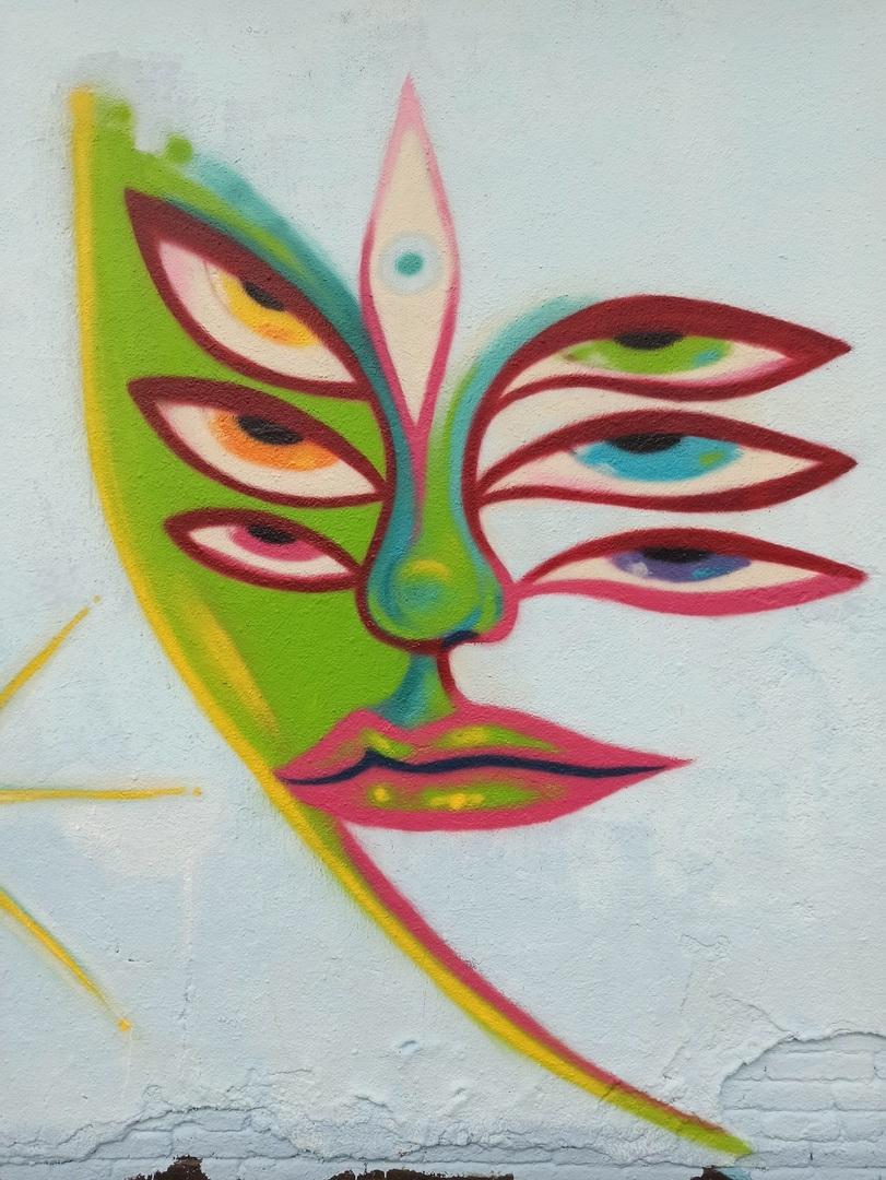 Wallspot - evalop - evalop - Proyecto 20/07/2021 - Barcelona - Agricultura - Graffity - Legal Walls - Illustration - Artist - nirv_anna