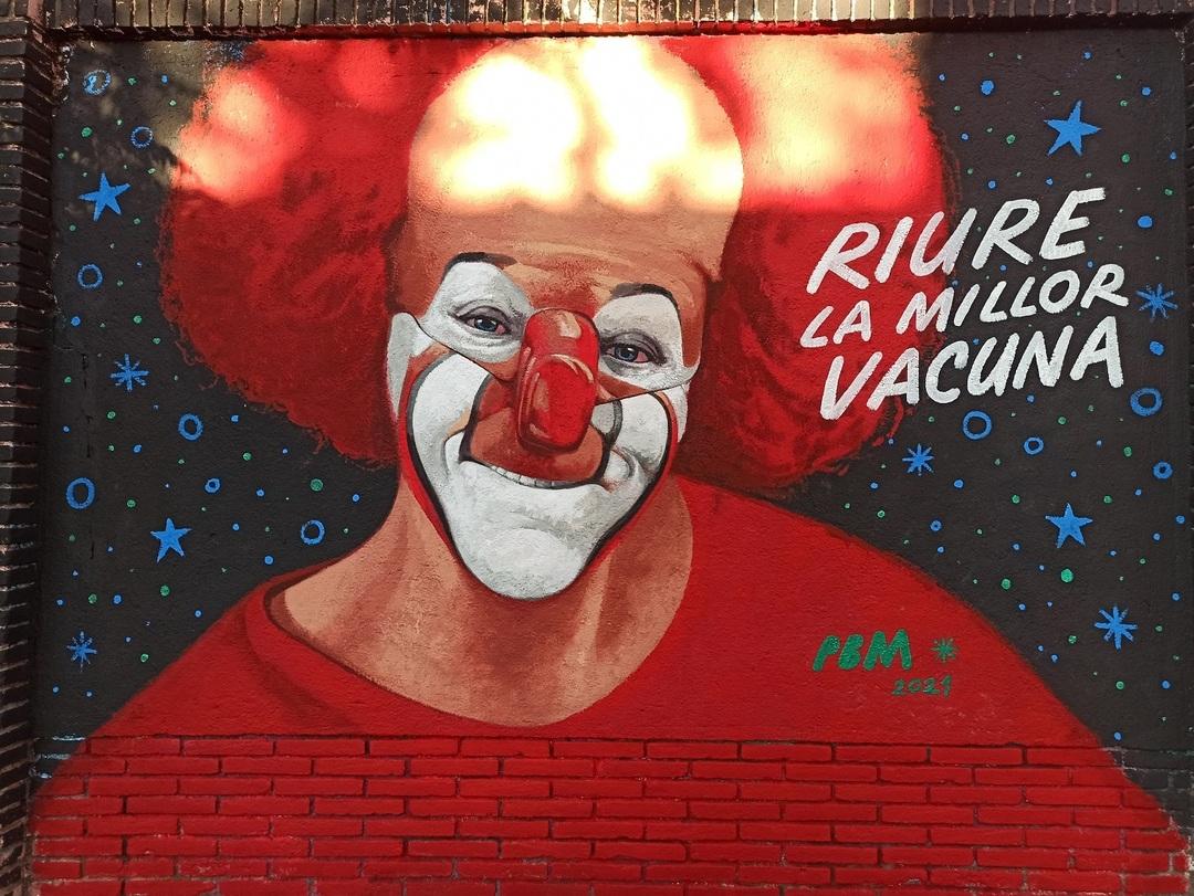Wallspot - evalop - evalop - Proyecto 27/07/2021 - Barcelona - Selva de Mar - Graffity - Legal Walls - Illustration