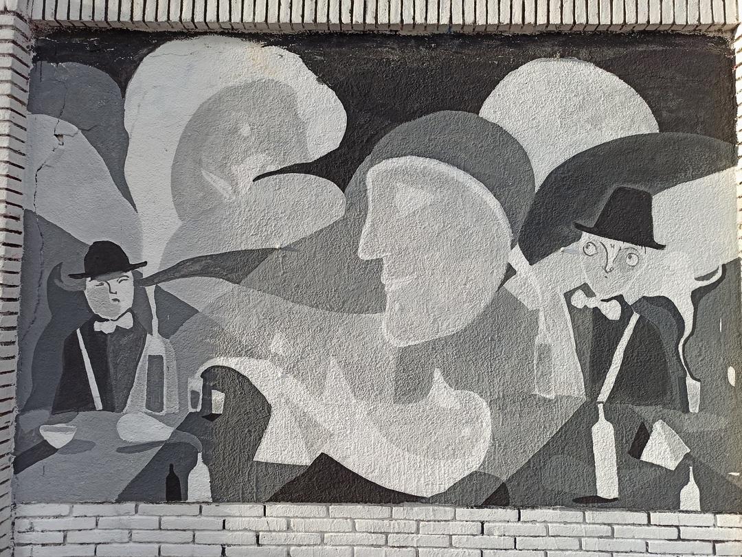Wallspot - evalop - evalop - Project 17/08/2021 - Barcelona - Selva de Mar - Graffity - Legal Walls - Illustration